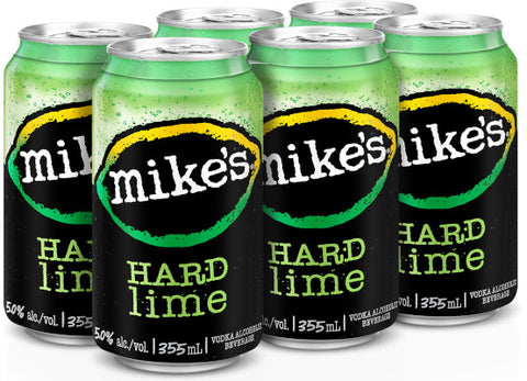 Mike's Hard Lime 6pk
