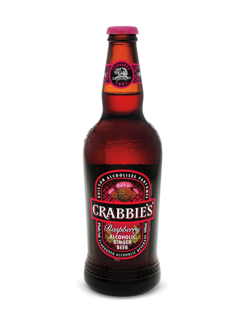Crabbie's Raspberry Ginger Beer