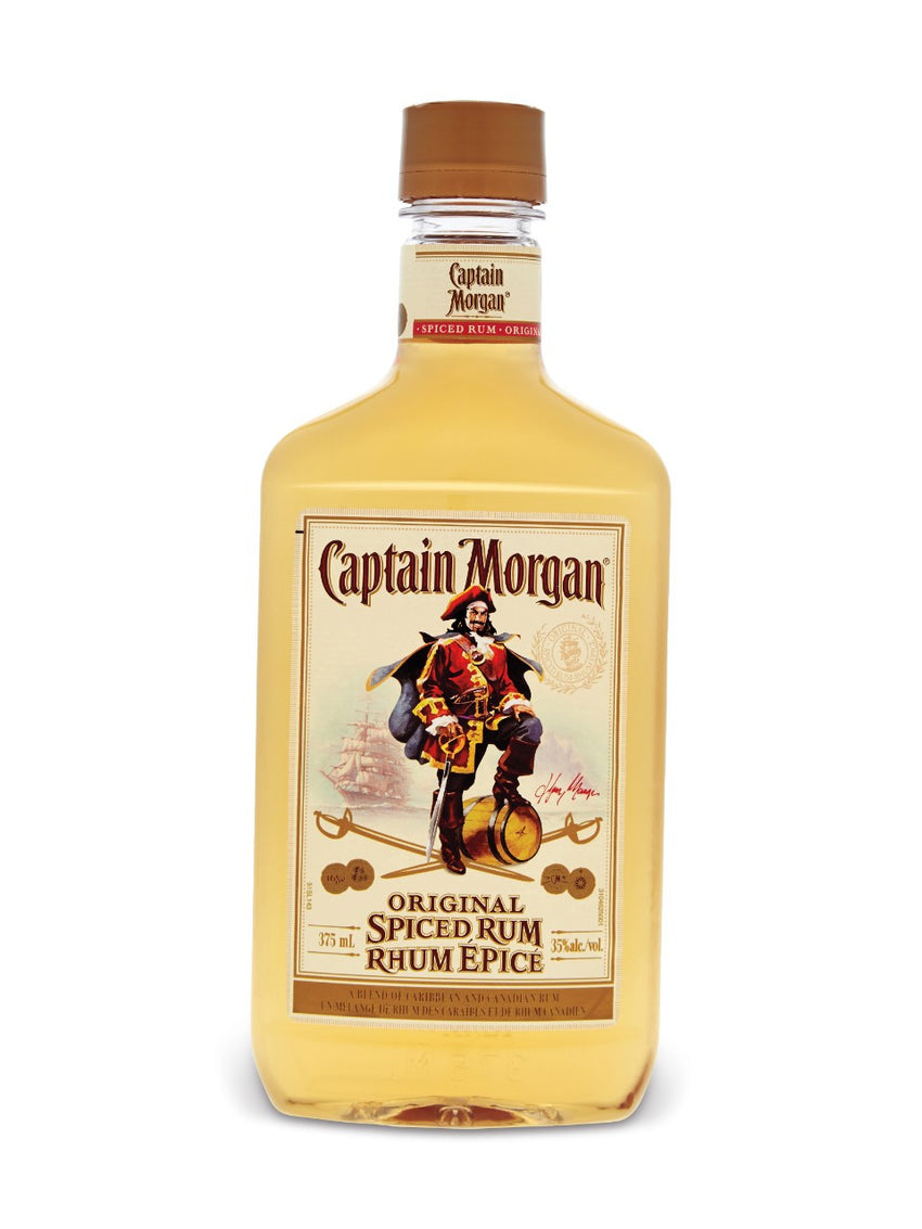 Captain Morgan Spiced Rum 375 mL