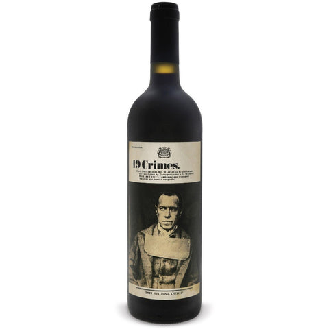 19 Crimes Shiraz Durif (750 mL)