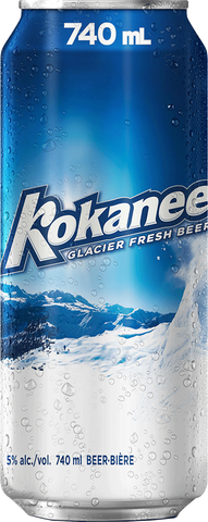 Kokanee (740 mL Can)