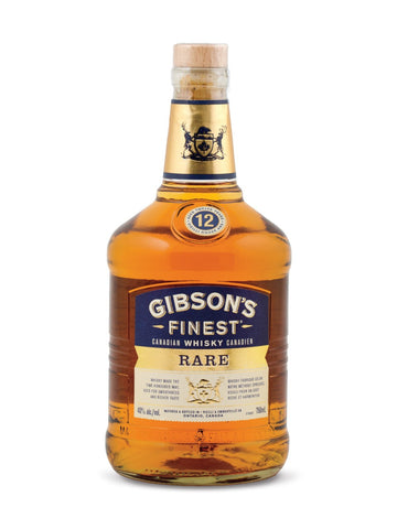 Gibson's Finest Rare 12 Year