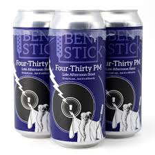 Bent Stick Four Thirty PM Stout (4 PK)