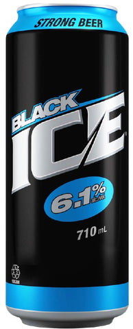 Black Ice (710 mL Can)