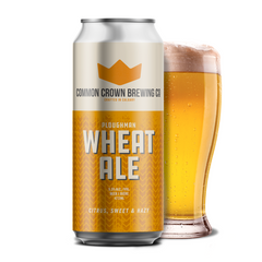Common Crown Ploughman Wheat Ale 4pack