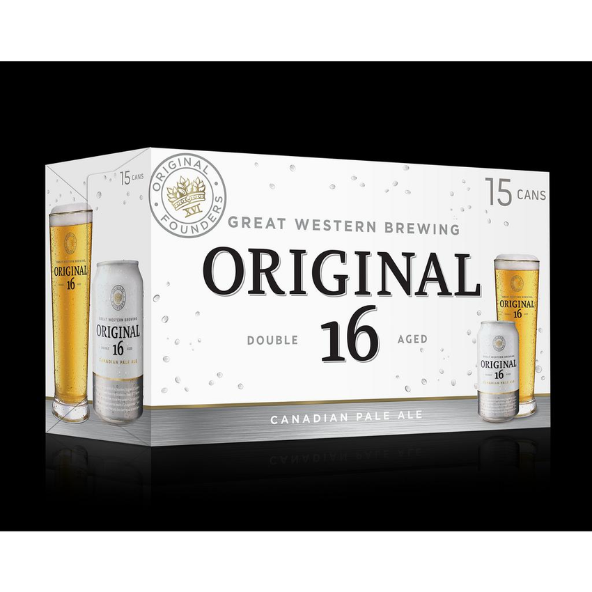 Original 16  Canadian Pale Ale (15 Pk)