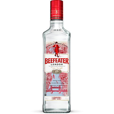 Beefeater London Dry Gin 750 mL