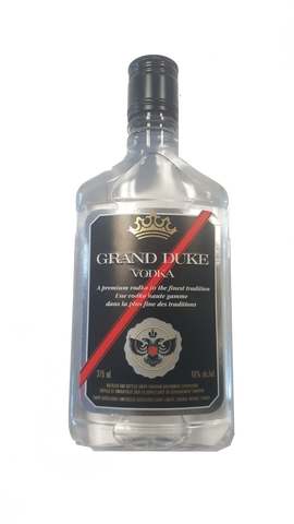 Grand Duke Vodka 375mL