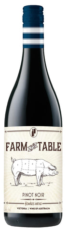 Farm to Table Pinot Noir