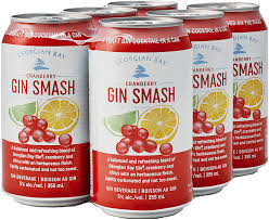 Georgian Bay Cranberry Gin Smash (6 PK)