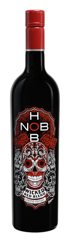 Hob Nob Wicked Red