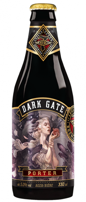 Legend 7 Dark Gate Porter (6 PK)