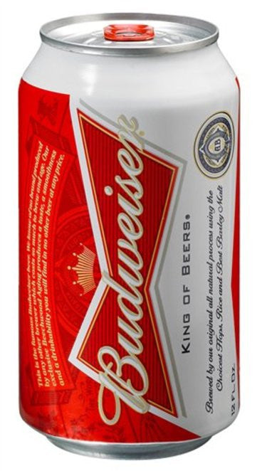Budweiser (740 mL Can)
