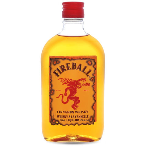 Fireball Cinnamon Whiskey 375 mL