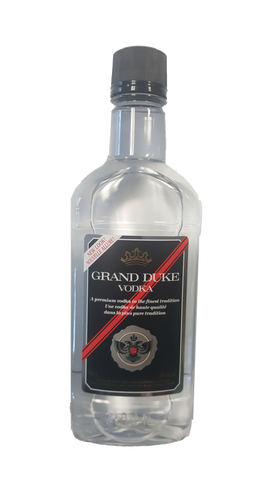 Grand Duke Vodka 750 mL