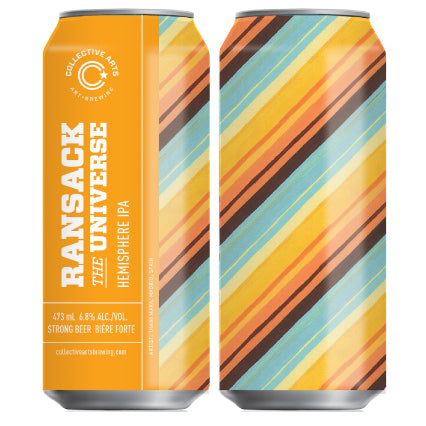 Ransack The Universe Hemisphere IPA (4 Can)
