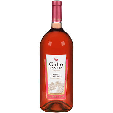 Gallo Family Vineyards White Zinfandel