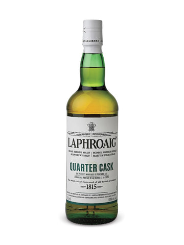 Laphroaig Quarter Cask Single Islay Malt Scotch Whisky