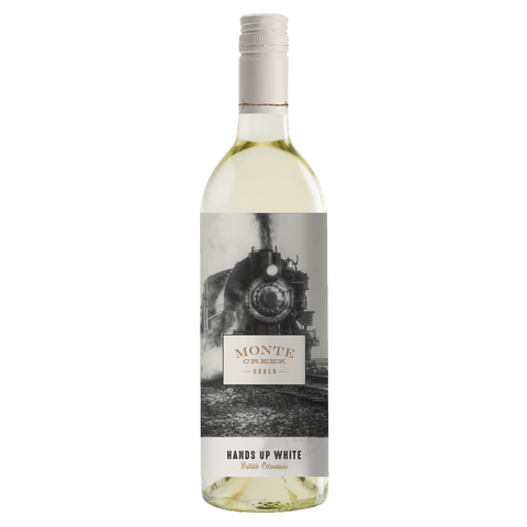 Monte Creek Hands Up White 750 mL
