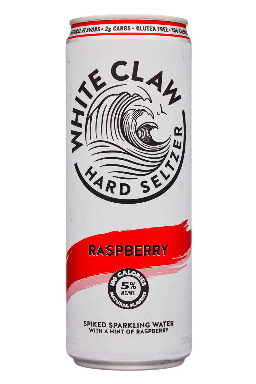 White Claw Raspberry (6 PK)