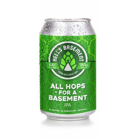 All Hops for a Basement IPA (6 PK)
