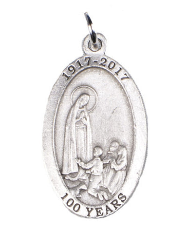 100th Anniversary Medal of our Lady of Fatima apparition