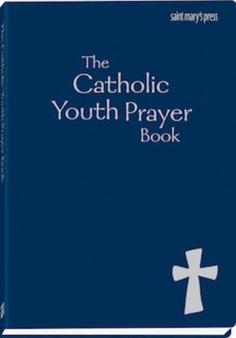 Catholic Youth Prayer Book (blue leatherette)