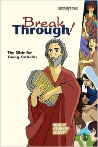 Breakthrough! Bible New and Updated (paperback)