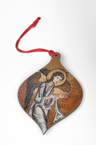 Bethlehem Angel Ornament