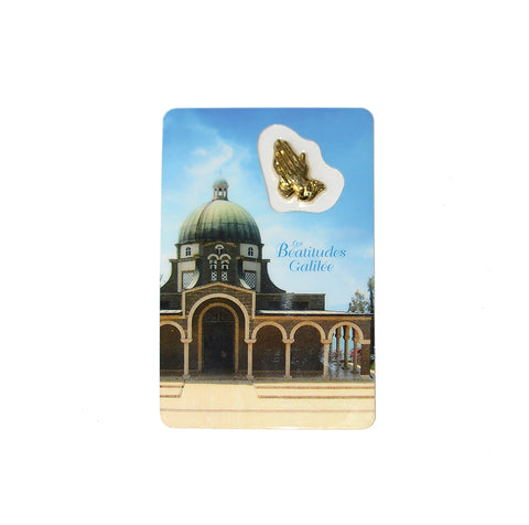 Prayer Card 'Beatitude'