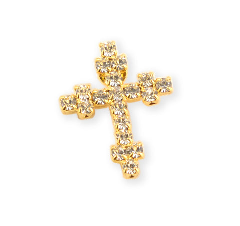 Cristal Cross Pin