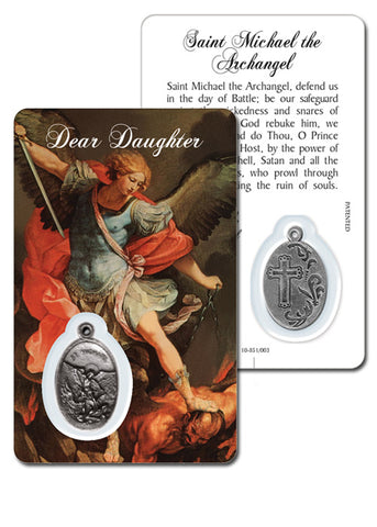 Saint Michael - Dear Daughter // CT19