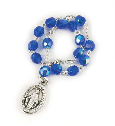 Immaculate Conception rosary // CT19