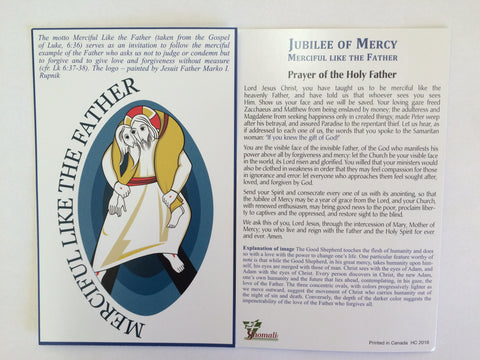 Year of Mercy Prayer Package (French)