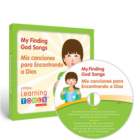 My Finding God Songs DVD