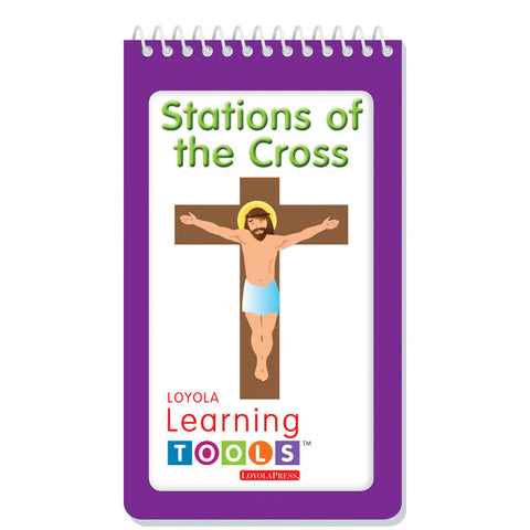The Stations of the Cross Booklet