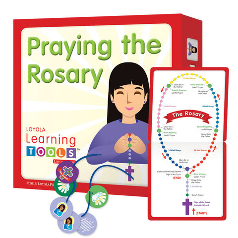 Praying the Rosary Kit