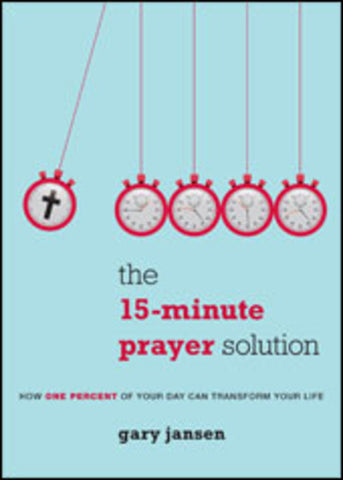 ZZ - 15-Minute Prayer Solution // Bundle
