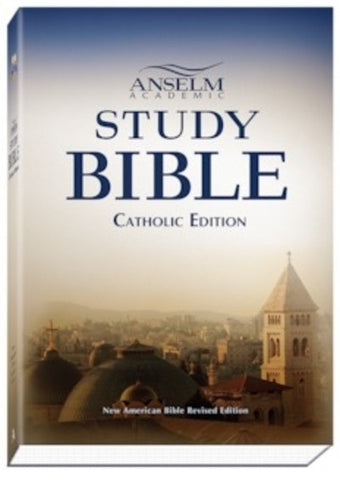 Anselm Academic Study Bible NABRE (paperback)