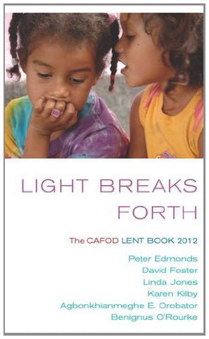 Turning Forty Cafod Lent Book 2012