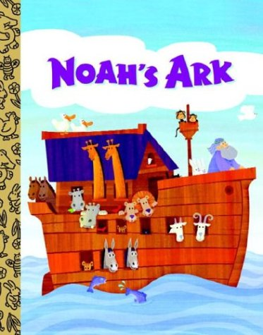 Noah's Ark (Little Golden Treasures)