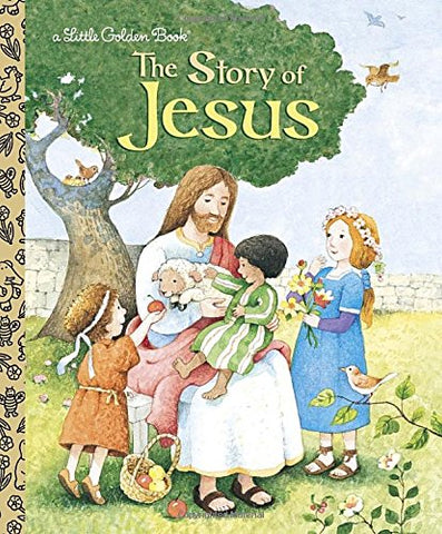 The Story of Jesus (Little Golden Book)