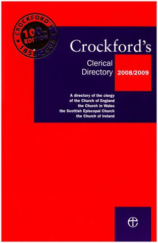 Crockford's Clerical Directory 2008/09