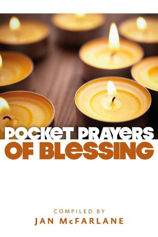 Pocket Prayers of Blessing (Pocket Prayers Series)