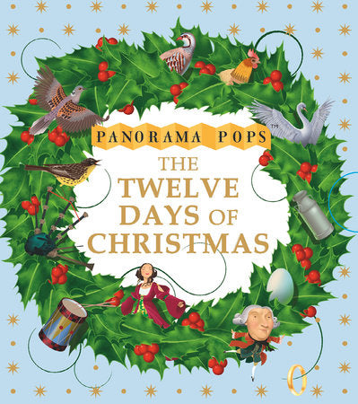 The Twelve Days of Christmas: Panorama Props