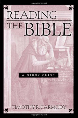 Reading the Bible: A Study Guide