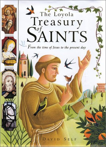 The Loyola Treasury of Saints