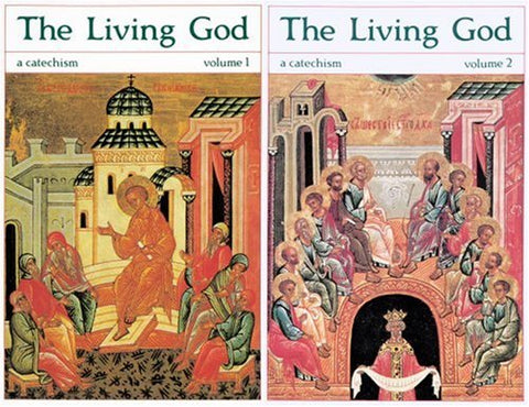 Living God: A Catechism for the Christian Faith - Volumes 1 & 2
