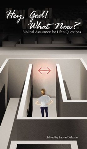 Hey, God! What Now?: Biblical Assurance for Life's Questions