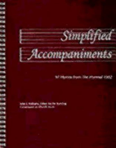 Simplified Accompaniments: 97 Hymns from the Hymnal 1982